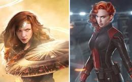 Sẽ ra sao nếu các diễn viên trong vũ trụ Marvel và DC hoán đổi vai diễn cho nhau?
