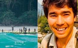 Nguy hiểm rình rập khi cảnh sát xâm nhập 'hòn đảo cấm' để tìm kiếm thi thể du khách Mỹ