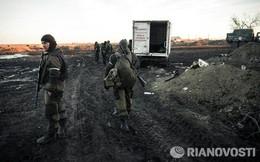 Báo Nga: Lực lượng Ukraine tấn công Donbass với vũ khí hạng nặng