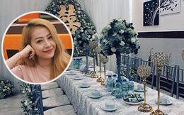 Nữ ca sĩ MiA âm thầm tổ chức đám hỏi tại nhà riêng, khán giả liên tục thắc mắc danh tính vị hôn phu
