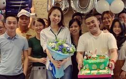 Cường Đô La lặng lẽ làm điều này để chúc mừng sinh nhật sớm bạn gái Đàm Thu Trang