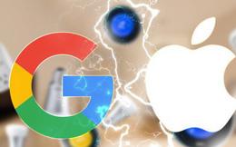 Thâm cay lão làng chính là Google: 'Cà khịa' Apple ngay tại sân nhà theo cách không thể ngờ đến