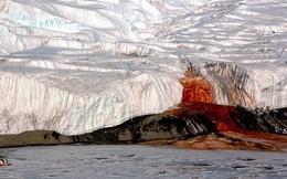 Tìm ra nguồn gốc của Thác Máu tại Nam Cực