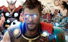 5 sự thật thú vị về Thần Sấm Thor - Siêu anh hùng mạnh nhất của Biệt đội Báo Thù Avengers