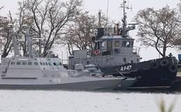 Căng thẳng với Ukraine, Nga điều tàu quét mìn tới Biển Azov