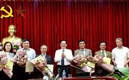 Điều động, bổ nhiệm nhân sự Bộ Nội vụ