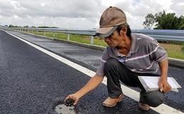 Cao tốc 34.500 tỉ: Sửa ở Quảng Nam, hư ở Quảng Ngãi