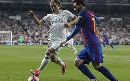 Vượt qua Messi, Modric là cầu thủ xuất sắc nhất thế giới của IFFHS