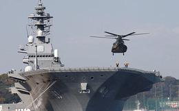 Trung Quốc quan ngại Nhật Bản cải tạo tàu quân sự để triển khai F-35
