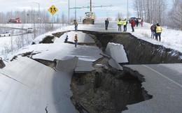 Alaska tan hoang sau trận động đất mạnh bất thường
