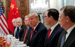 """Ông Trump: """"Thỏa thuận với Trung Quốc thuộc hàng lớn nhất từ trước đến nay"""""""