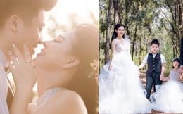 """""""Siêu đám cưới"""" trang trí hết 4 tỷ đồng ở Thái Nguyên: 13 năm bên nhau và niềm hạnh phúc sau bao sóng gió của cô dâu"""