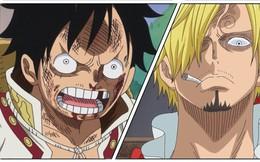 """Tổng hợp những cú đá theo phong cách ẩm thực chết người của Sanji, chàng """"con ghẻ"""" tài năng trong One Piece"""