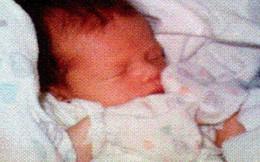 Bức ảnh em bé sơ sinh bình thường nhưng đằng sau đó là câu chuyện thay đổi cuộc sống của hàng tỷ người trên thế giới