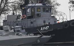Điện Kremlin kín tiếng về số phận 3 tàu chiến Ukraine bị Nga bắt giữ