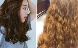 Thiếu nữ gục ngã khi tốn tiền triệu làm tóc xoăn nhẹ Hàn Quốc, kết quả lại ra giống 'cây lau nhà di động'