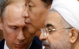 """Mỹ mở con đường toàn cầu """"phong tỏa"""" sức mạnh Nga, Trung Quốc, Iran?"""