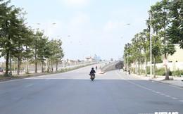Ảnh: Cận cảnh phố 8 làn xe ở Hà Nội mang tên nhà tư sản Trịnh Văn Bô