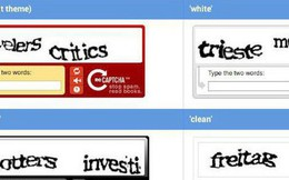 Mô hình thần thánh reCAPTCHA: Biến người dùng Internet thành nhân công miễn phí, điện tử hóa 17.600 quyển sách mỗi năm, khiến Google chi 30 triệu USD thâu tóm