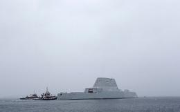 Kịch bản buồn Zumwalt, gỡ bỏ pháo hạm, thay đổi sứ mệnh