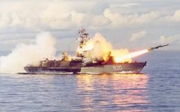 [ẢNH] Tên lửa nặng 3 tấn của Nga có thể nhấn chìm soái hạm Ukraine bằng 1 phát bắn