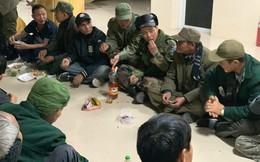 Xưng thương binh, cố thủ đòi mua vé, ăn nhậu ngay tại trụ sở VFF