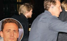 Tom Hiddleston bỗng trở thành vệ sĩ hộ tống cho Taylor Swift và bạn trai Joe Alwyn?