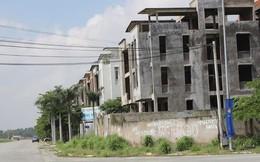 """Những đô thị """"im lìm"""" trong vùng sốt đất"""