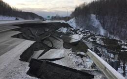 Alaska đã làm thế nào để sửa những con đường hư hại do động đất chỉ trong vài ngày?