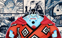 """12 sự thật thú vị về Jinbe - chàng kỵ sĩ """"Người Cá"""" nổi tiếng trong One Piece"""