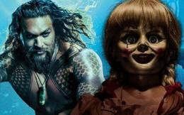 14 chi tiết thú vị chỉ fan cuồng mới có thể soi ra trong Aquaman: Đố bạn tìm được búp bê quỷ ám Annabelle đấy
