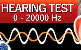"""Kiểm tra ngay """"tuổi"""" của tai bạn: Nó có thể già hơn cả tuổi thật của bạn đấy!"""