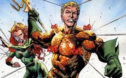 8 sức mạnh bá đạo làm nên tên tuổi của Thất Hải Chi Vương Aquaman