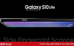 Samsung Galaxy S10 Lite sẽ sặc sỡ không kém iPhone Xr