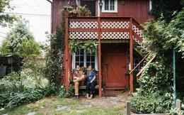 Ngôi nhà bình yên của cặp đôi trẻ bỏ nơi phồn hoa về thị trấn nhỏ xây ước mơ hạnh phúc