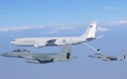 Mỹ đòi Saudi Arabia, UAE trả tiền tiếp nhiên liệu trên không trong cuộc chiến Yemen