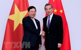 Trung Quốc khẳng định sẵn sàng cùng Việt Nam xử lý thỏa đáng bất đồng