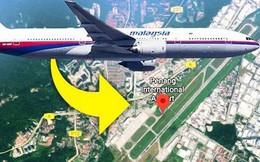 Đây có thể là nơi MH370 định hạ cánh trước khi gặp nạn