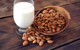 Những lợi ích hàng đầu của sữa hạnh nhân đối với sức khỏe