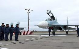Giữa căng thẳng với Ukraine, Nga đưa hơn 10 chiến đấu cơ tới Crimea