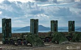 Nga tuyên bố triển khai xong S-400 ở Crimea
