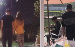 """Quang Hải và bạn gái cùng nhau đi nghỉ dưỡng ở resort, """"đập tan"""" tin đồn chia tay"""