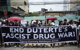 Philippines công bố 'sốc' về số người chết trong cuộc chiến chống ma túy