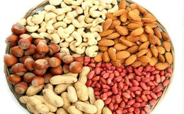 Các loại hạt có thể phòng ung thư đại tràng