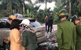 Thêm một vụ nữ tài xế xe Lexus gây tai nạn liên hoàn