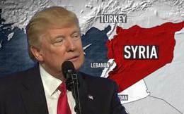 Lý do gì khiến Tổng thống Trump tuyên bố rút khỏi Syria?