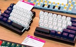 Ngó những bộ bàn phím cơ độc lạ, đắt tiền của giới 'mê nhựa' Hà Thành
