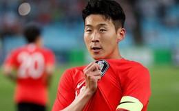 Son Heung-min bỏ 2 trận tại Asian Cup 2019 để ở lại Anh chạm trán Manchester United