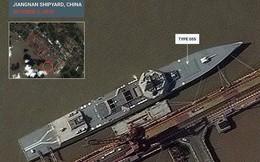 Tham vọng hải quân Trung Quốc nhìn từ một xưởng đóng tàu