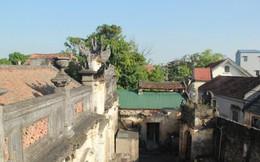Ảnh: Ngắm làng biệt thự cổ trăm tuổi dần bị lãng quên ở ngoại thành Hà Nội